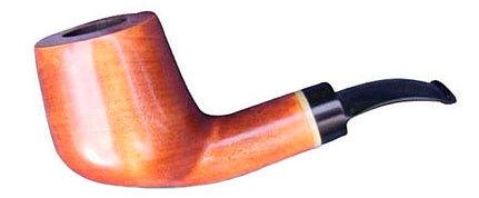 Курительная трубка Mr. Brog  № 51 Liliput 9 мм вид 1