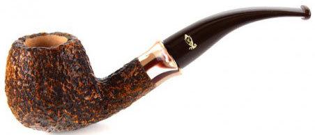 Курительная трубка Savinelli Caramella Rustic 636KS 9 мм вид 1