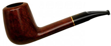 Курительная трубка Savinelli Lolita Smooth 4 вид 1