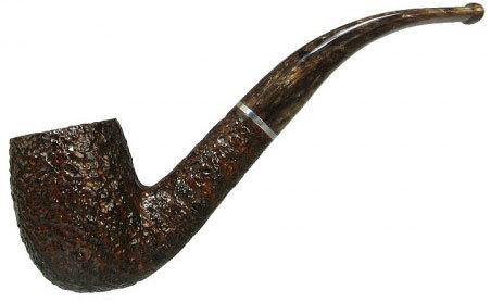 Курительная трубка Savinelli Marron Glace Brown 606 Rustic 9 мм вид 1
