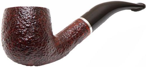 Курительная трубка Savinelli Pocket Brownblast 601 9 мм вид 1