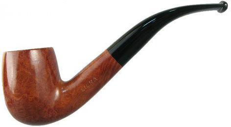 Курительная трубка Savinelli Siena 606 9 мм вид 1