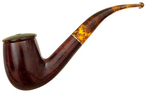 Курительная трубка Savinelli Tortuga Smooth 606 KS 9 мм вид 1
