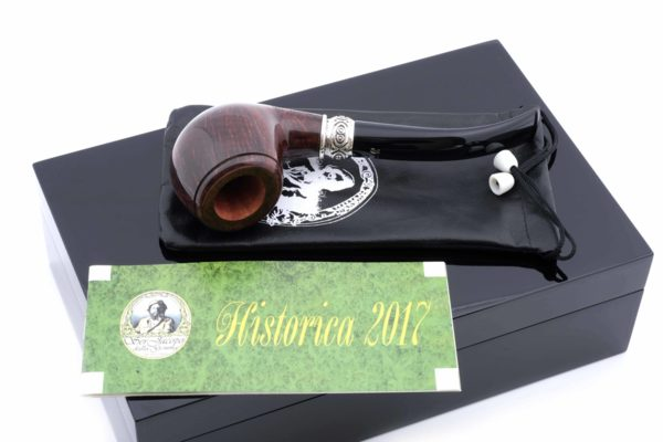 Курительная трубка SER JACOPO Historica 2017 года в шкатулке S815 вид 7