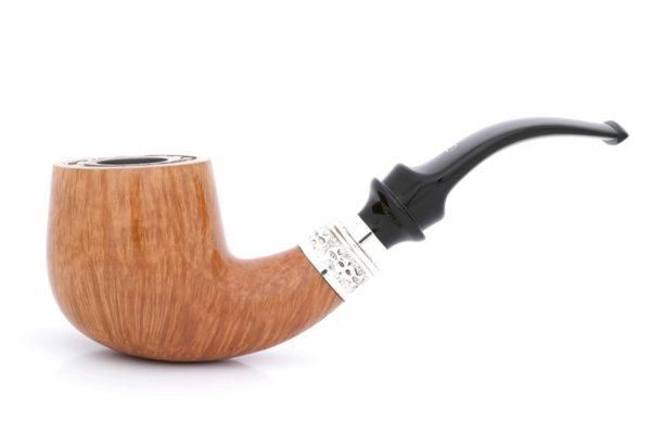 Курительная трубка SER JACOPO Leonardo da Vinci Zaffiro (Сапфир) в шкатулке S699 вид 2