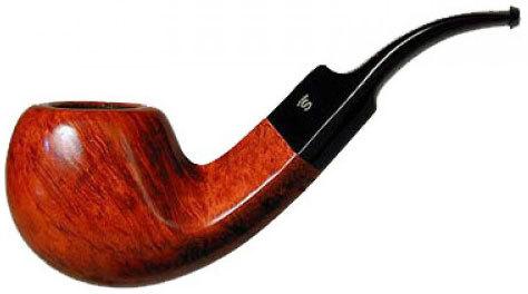 Курительная трубка Stanwell Royal Guard Brown Polished 15 вид 1