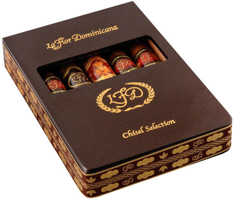 Набор сигар La Flor Dominicana Chisel Selection вид 1