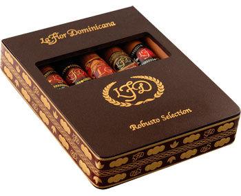 Набор сигар La Flor Dominicana Robusto Selection вид 1