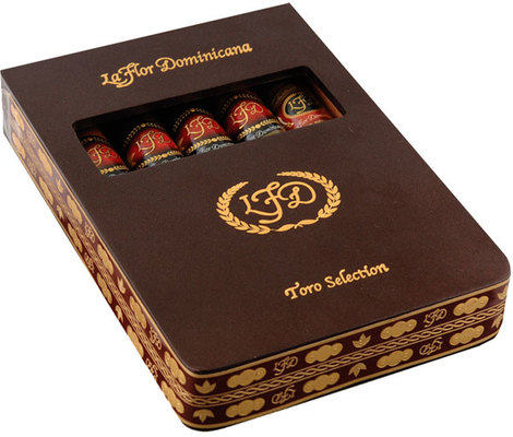 Набор сигар La Flor Dominicana Toro Selection вид 1