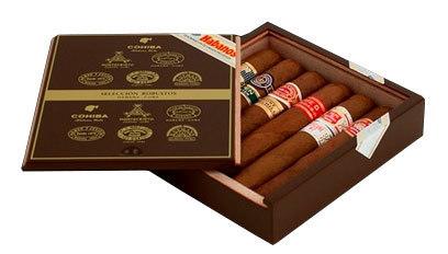 Набор сигар Combinaciones Seleccion Robustos вид 1