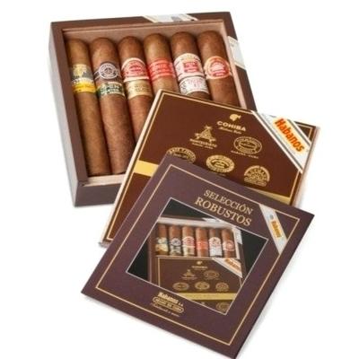 Набор сигар Combinaciones Seleccion Robustos вид 3