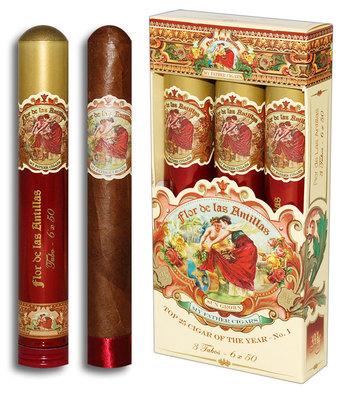 Набор сигар Flor de las Antillas Toro Tubo Sampler вид 1