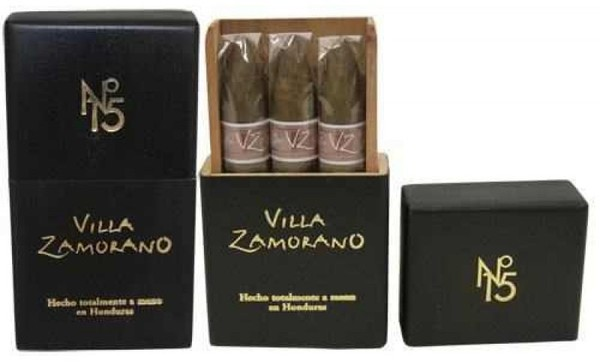 Набор сигар Villa Zamorano Fagot No. 15 вид 1