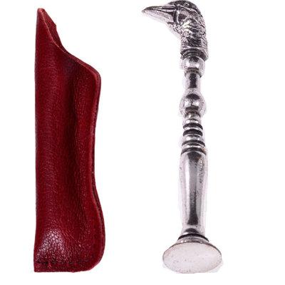 Тампер трубочный Lubinski «Животные», Натуральное серебро FP105 вид 1