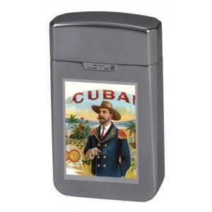Настольная зажигалка Lotus Cuban Vista CVC T120G Cuban вид 1