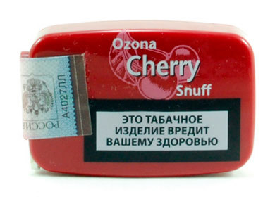 Нюхательный табак Ozona Cherry вид 1