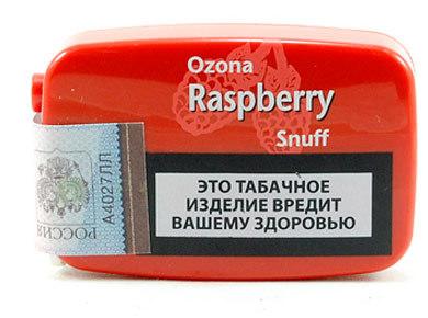 Нюхательный табак Ozona Raspberry вид 1