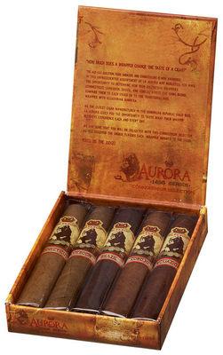 Подарочный набор La Aurora 1495 Connoisseur Selection вид 1