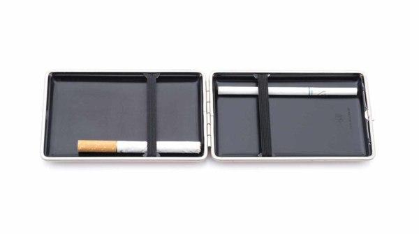 Портсигар Stoll Натуральная пробка  на 18 сигарет  C08-2 вид 3