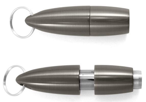 Пробойник Xikar 009 POPGM Gun Metal 9 мм вид 2