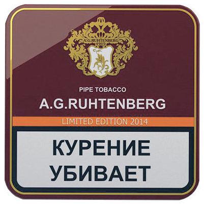 Трубочный табак A. G. Ruhtenberg Limited Edition 2014 вид 1