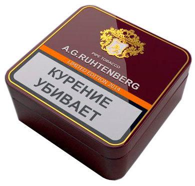 Трубочный табак A. G. Ruhtenberg Limited Edition 2014 вид 2