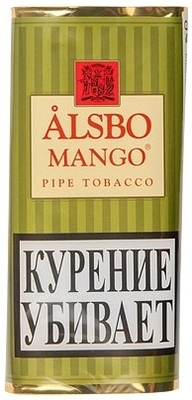 Трубочный табак Alsbo Mango вид 1
