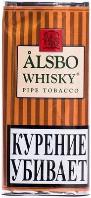 Трубочный табак Alsbo Whisky вид 1