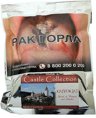 Трубочный табак Castle Collection Krivoklat 40 гр. вид 1