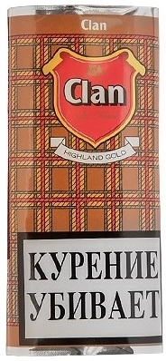 Трубочный табак Clan Highland Gold вид 1