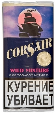 Трубочный табак Corsair Wild Mixture вид 1