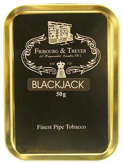 Трубочный табак Fribourg & Treyer Black Jack вид 1