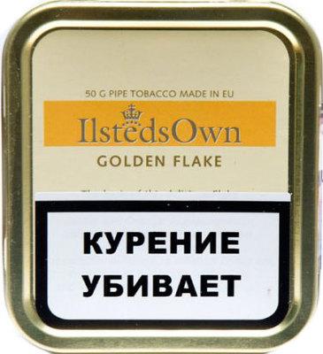 Трубочный табак Ilsteds Golden Flake вид 1