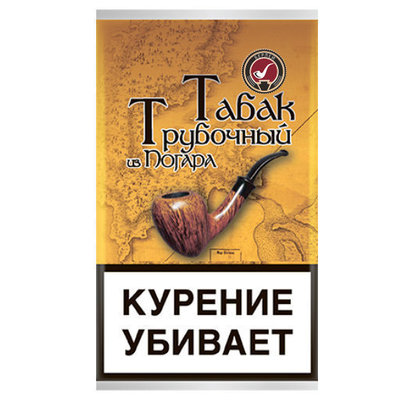"""Трубочный табак """"Из Погара"""" Берлей (40 гр.) вид 1"""