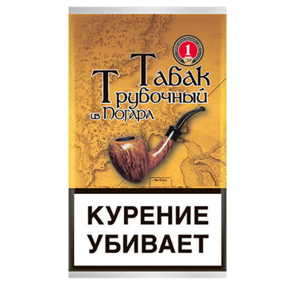 """Трубочный табак """"Из Погара"""" Смесь №1 (40 гр.) вид 1"""