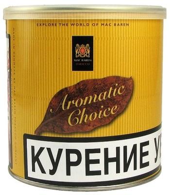 Трубочный табак Mac Baren Aromatic Choice (100 гр.) вид 1