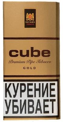 Трубочный табак Mac Baren Cube Gold (40 гр.) вид 1