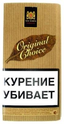 Трубочный табак Mac Baren Original Choice (40 гр.) вид 1