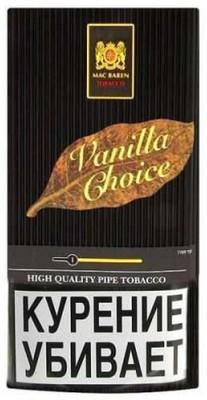 Трубочный табак Mac Baren Vanilla Choice (40 гр.) вид 1