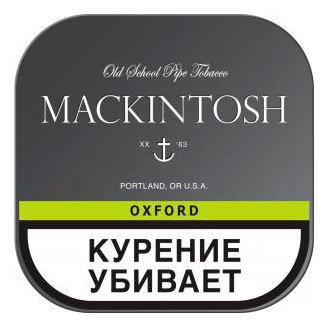 Трубочный табак Mackintosh Oxford банка 40 гр. вид 1