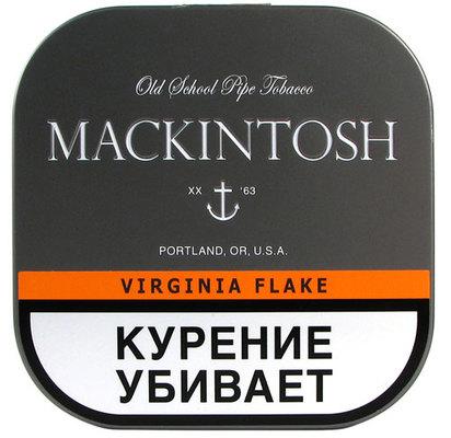 Трубочный табак Mackintosh Virginia Flake банка 40 гр. вид 1