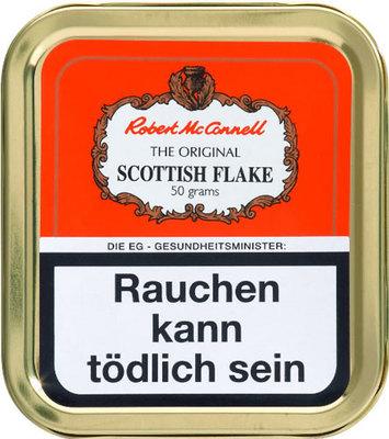 Трубочный табак McConnell Scottish Flake вид 1