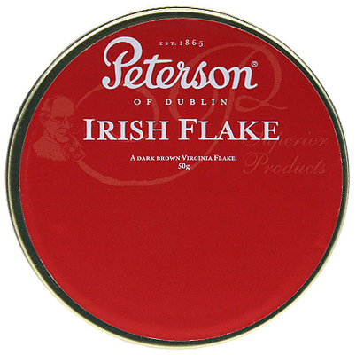 Трубочный табак Peterson Irish Flake вид 1