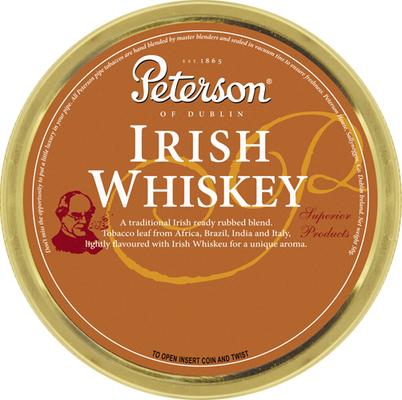Трубочный табак Peterson Irish Whiskey вид 1