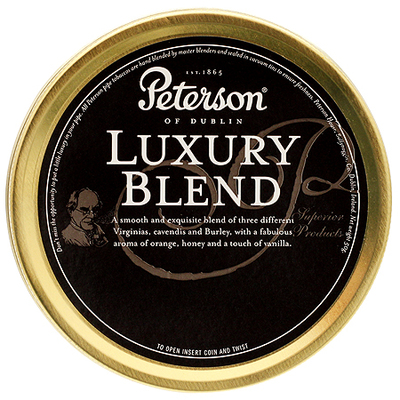 Трубочный табак Peterson Luxury Blend вид 1