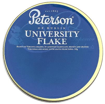 Трубочный табак Peterson University Flake вид 1