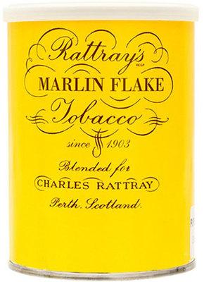 Трубочный табак Rattray's Marlin Flake вид 1