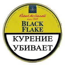 Трубочный табак Robert McConnell - Heritage - Black FLAKE 50 гр. вид 1