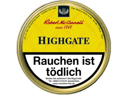 Трубочный табак Robert McConnell - Heritage - Highgate 50 гр. вид 1
