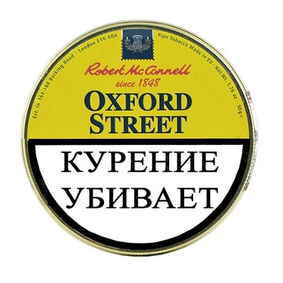 Трубочный табак Robert McConnell - Heritage - Oxford Street 50 гр. вид 1